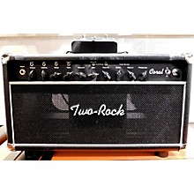 Two Rock Coral 50w Head W/Footswitch Tube Guitar Amp Head