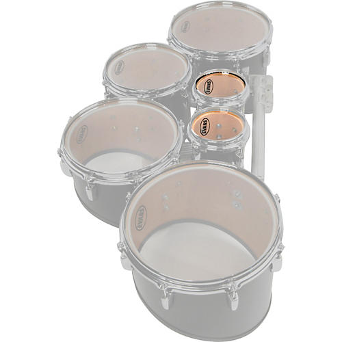 Evans Corps Clear Tenor Drumhead 6