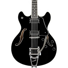 Corsair Bigsby Electric Guitar Gloss Black