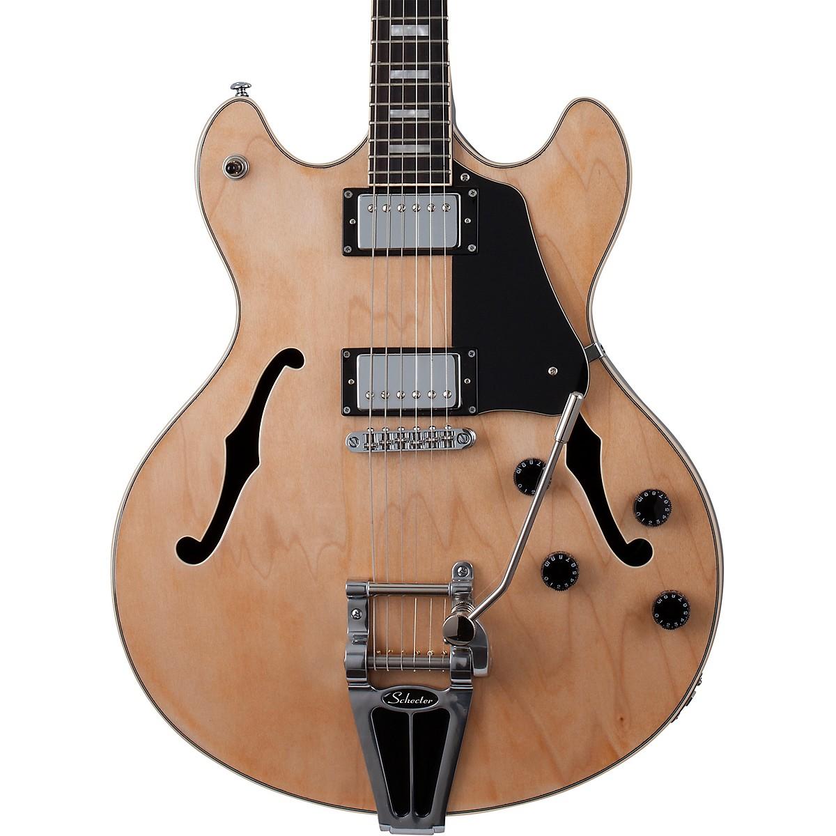 Schecter Guitar Research Corsair Semi-Hollow Electric Guitar