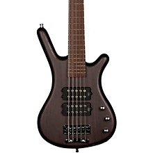Corvette $$ 5-String Electric Bass Guitar with Wenge Fingerboard Level 1 Nirvana Black Oil