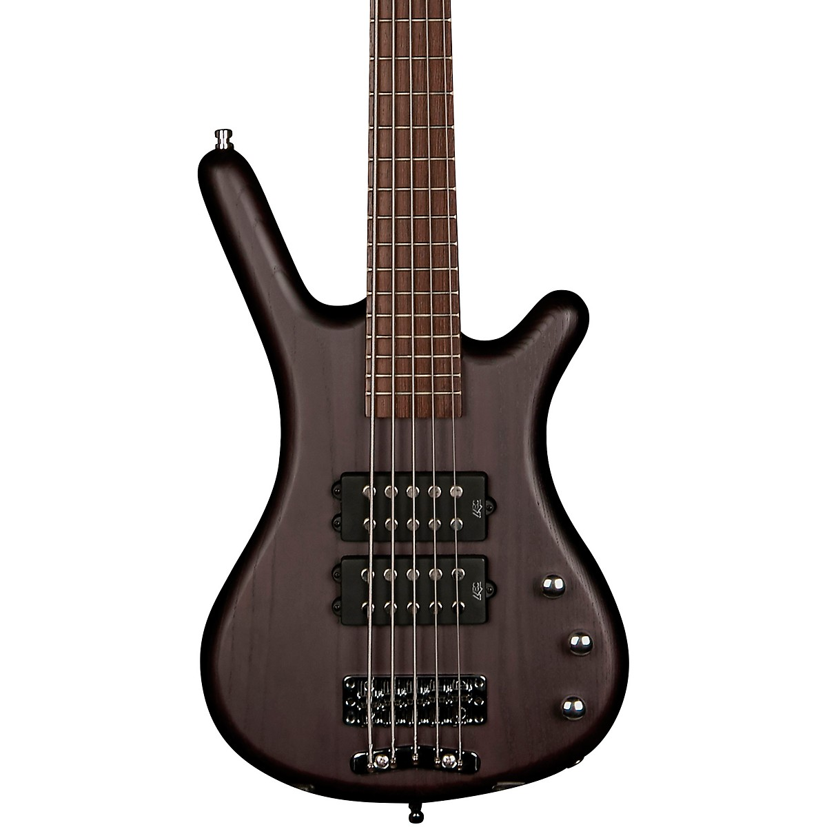Warwick Corvette $$ 5-String Electric Bass Guitar with Wenge Fingerboard