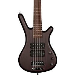 Corvette $$ 5-String Electric Bass Guitar with Wenge Fingerboard Nirvana Black Oil