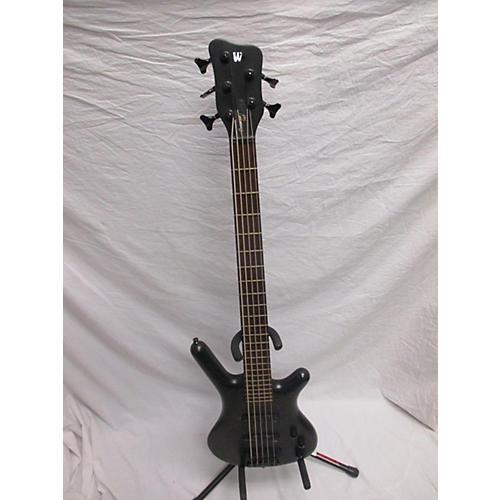 used warwick corvette 5 string electric bass guitar trans black guitar center. Black Bedroom Furniture Sets. Home Design Ideas
