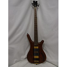 Warwick Corvette Bubinga Electric Bass Guitar