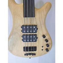 Warwick Corvette Double Buck 4 String Fretless Electric Bass Guitar