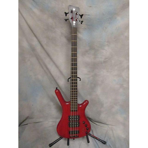 Warwick Corvette Double Buck 4 String Rosewood Neck Electric Bass Guitar