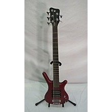 Warwick Corvette Double Buck 5 String Electric Bass Guitar