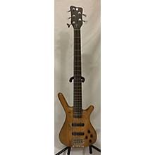 Warwick Corvette Pro Line 5 String Electric Bass Guitar