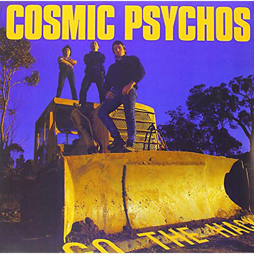 Alliance Cosmic Psychos - Go the Hack