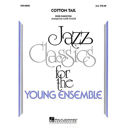 Hal Leonard Cotton Tail Jazz Band Level 3 Arranged by Mark Taylor