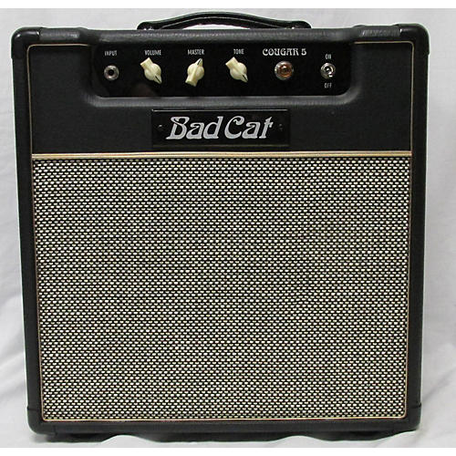 Black Cat Cougar 5 Tube Guitar Combo Amp