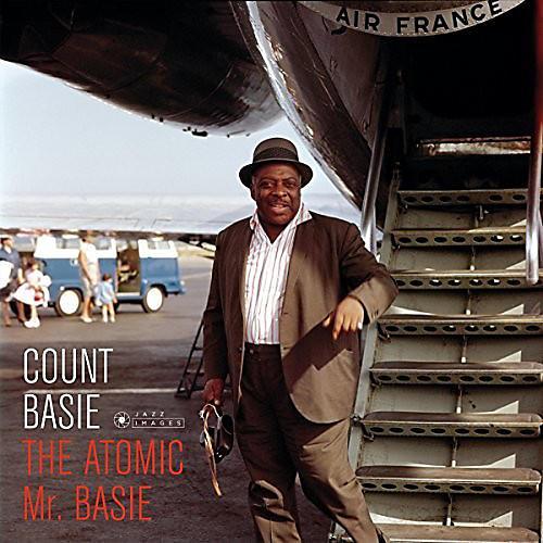 Alliance Count Basie - Atomic Mr Basie + 1 Bonus Track (Photo Cover By Jean-Pierre Leloir)