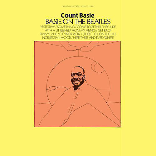 Alliance Count Basie - Basie on the Beatles