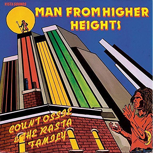 Alliance Count Ossie & the Rasta Family - Man From Higher Heights