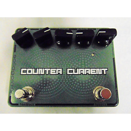 SolidGoldFX Counter Current Effect Pedal