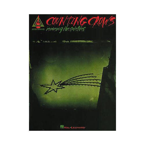 Hal Leonard Counting Crows - Recovering the Satellites