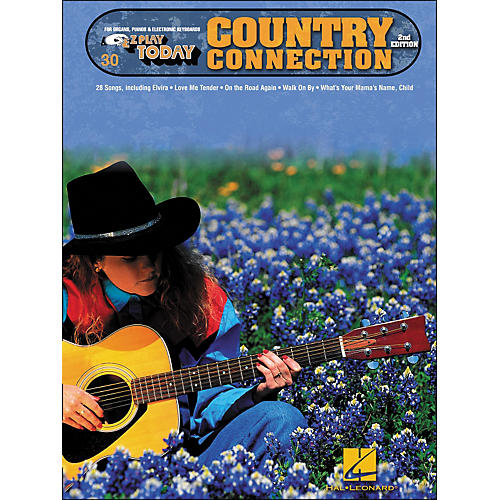 Hal Leonard Country Connection 2nd Edition E-Z Play 30