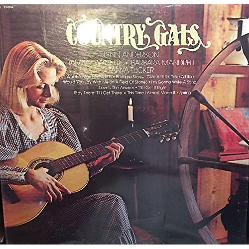 Alliance Country Gals - Lynn Anderson / Tammy Wynette / Barbara Mandrell