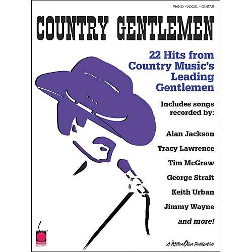 Cherry Lane Country Gentlemen Piano, Vocal, Guitar Songbook