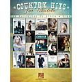 Hal Leonard Country Hits for Ukulele (24 Favorites to Strum & Sing) Ukulele Series Softcover Performed by Various thumbnail