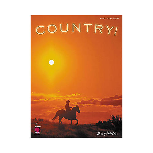 Cherry Lane Country! Piano, Vocal, Guitar Songbook