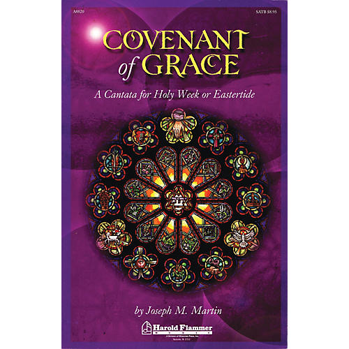 Shawnee Press Covenant of Grace (A Cantata for Holy Week or Easter Preview Pack (Book/CD)) Preview Pak by Joseph Martin