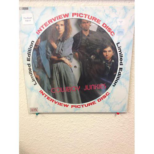 Alliance Cowboy Junkies - Interview Picture Disc