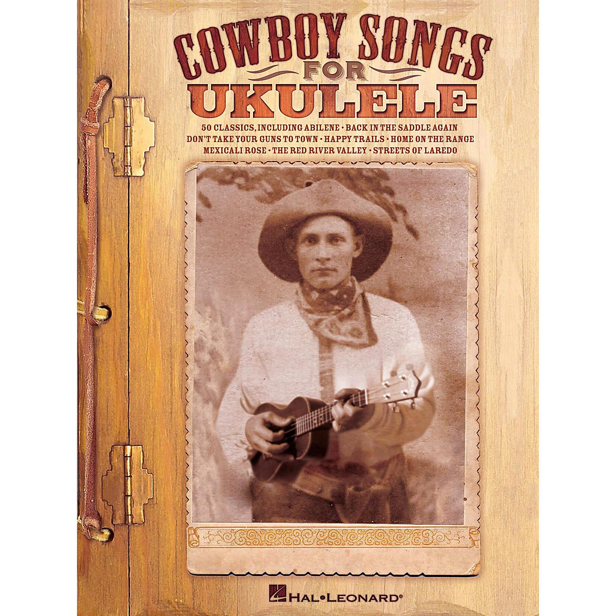Hal Leonard Cowboy Songs For Ukulele