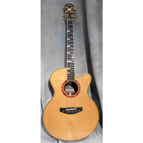 used yamaha cpx 10 acoustic electric guitar guitar center. Black Bedroom Furniture Sets. Home Design Ideas