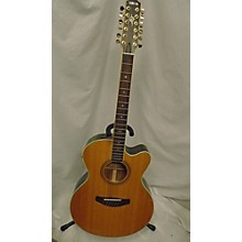 Yamaha Cpx8-12 12 String Acoustic Electric Guitar