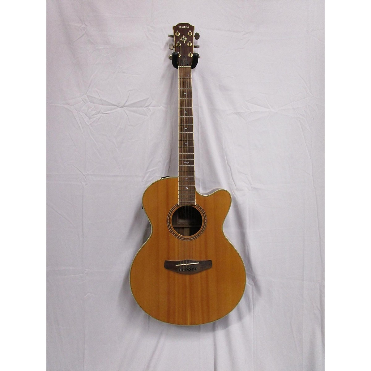 Yamaha Cpx8 Compass Acoustic Electric Guitar