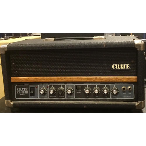 Crate Cr285b Solid State Guitar Amp Head