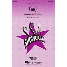 Hal Leonard Crazy SSA by Patsy Cline arranged by Mac Huff