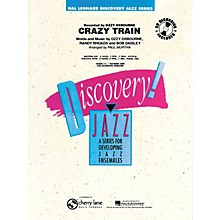 Cherry Lane Crazy Train Jazz Band Level 1-2 Arranged by Paul Murtha