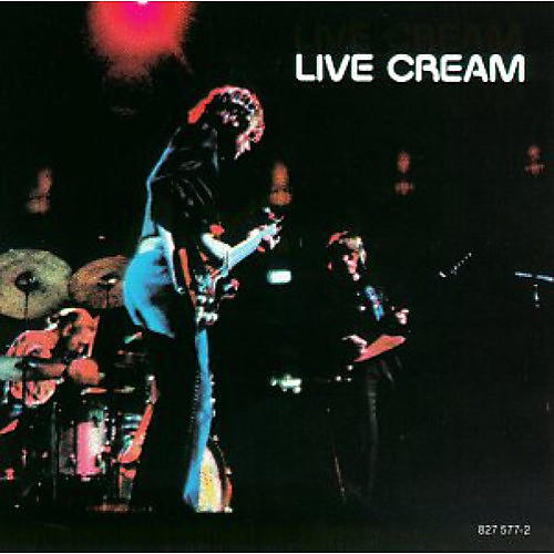 Alliance Cream - Live Cream