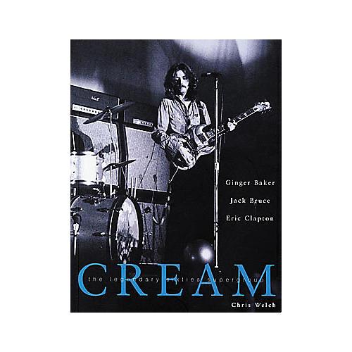Backbeat Books Cream Book