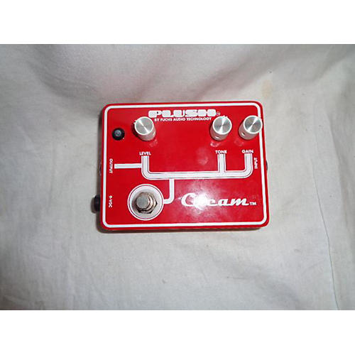 Peluso Cream Effect Pedal