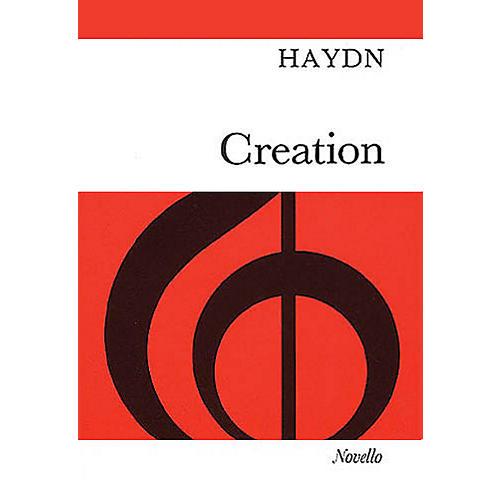 Novello Creation (Old Novello Edition) SATB