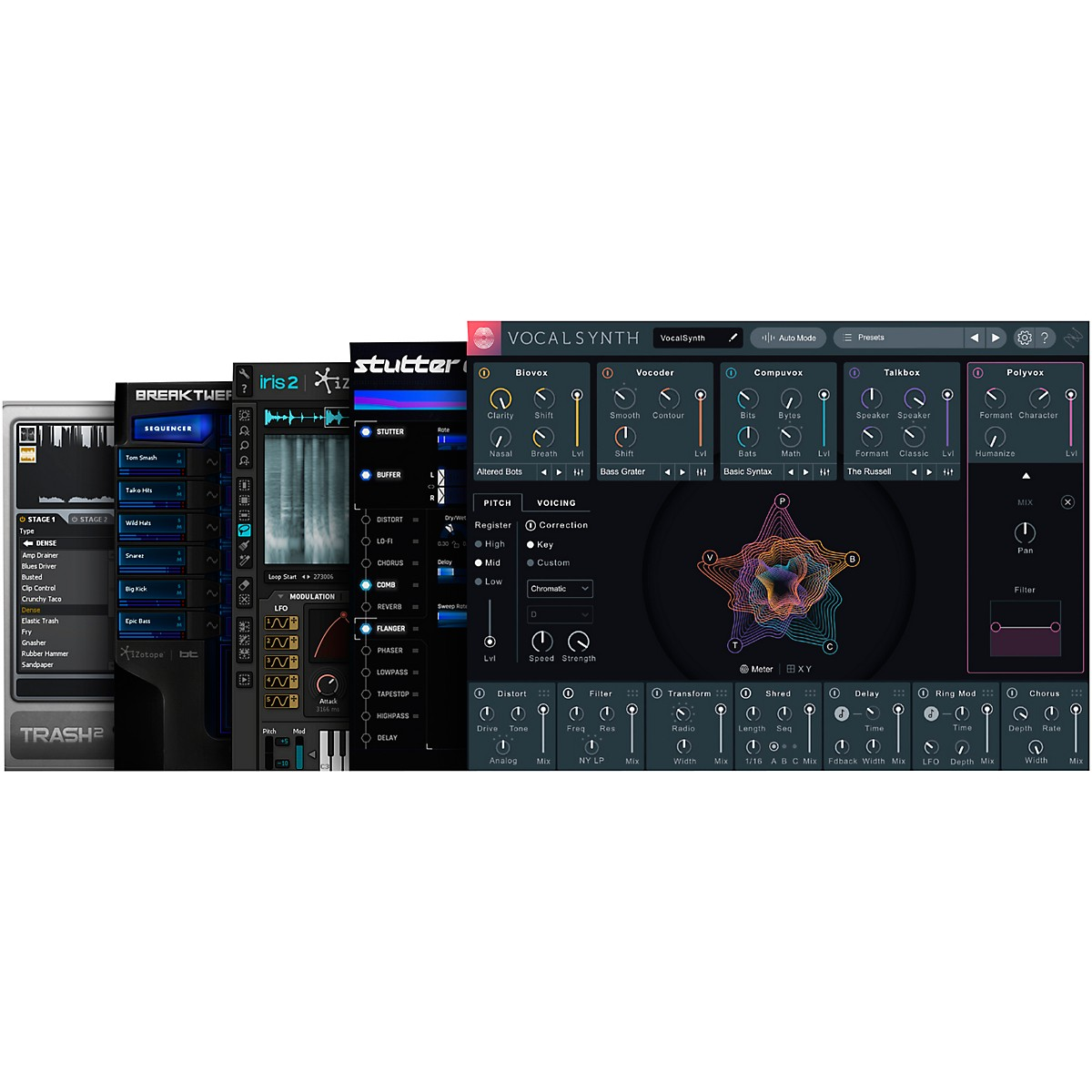iZotope Creative Suite 2 (Software Download)