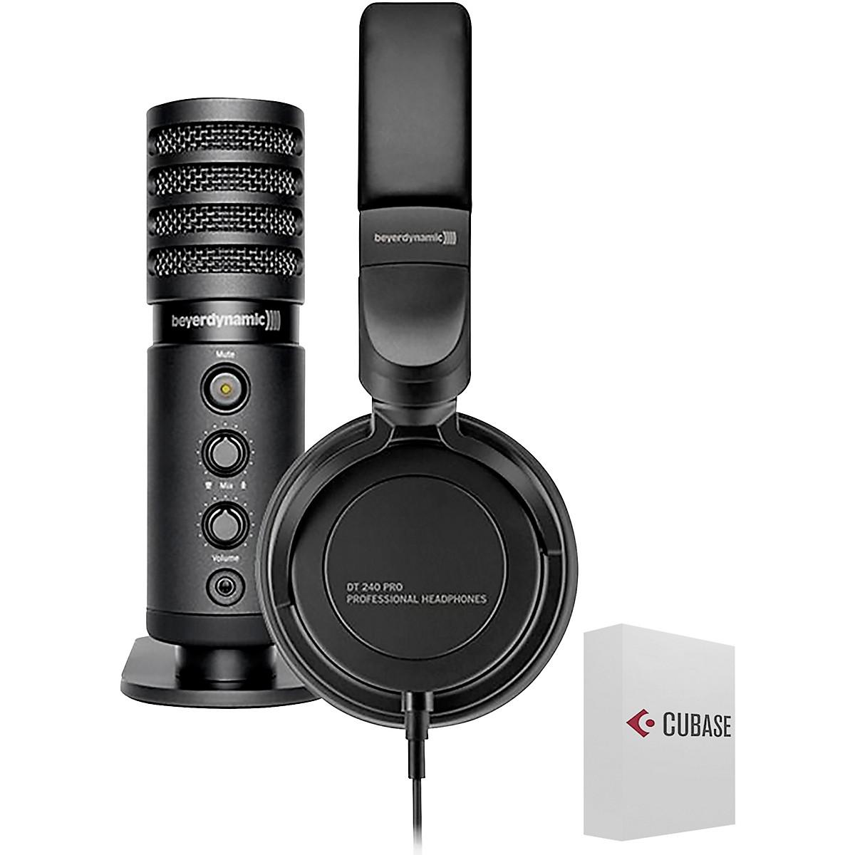 Beyerdynamic Creator 24 with DT 240 Pro Headphones and FOX USB