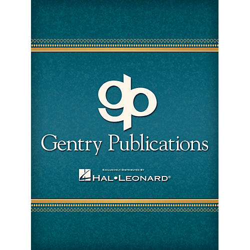 Gentry Publications Creator Alme Siderum TTBB Composed by Richard Burchard