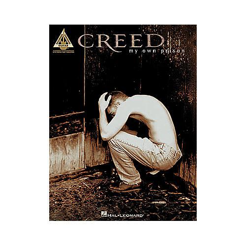 Hal Leonard Creed My Own Prison Guitar Tab Book