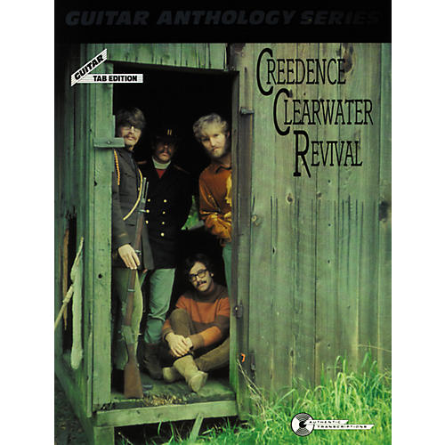 Alfred Creedence Clearwater Revival Anthology (Guitar)