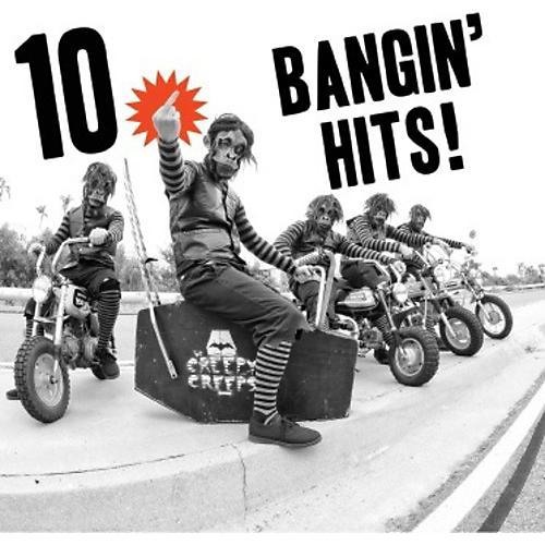 Alliance Creepy Creeps - 10 Bangin' Hits