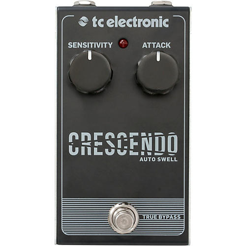 TC Electronic Crescendo Auto Swell Effects Pedal