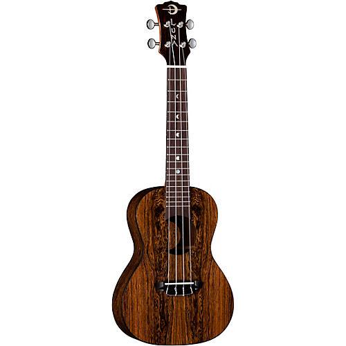 Luna Guitars Crescent Caidie Concert Ukulele