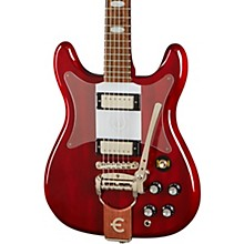 Crestwood Custom Electric Guitar Cherry