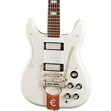 Crestwood Custom Electric Guitar Polaris White