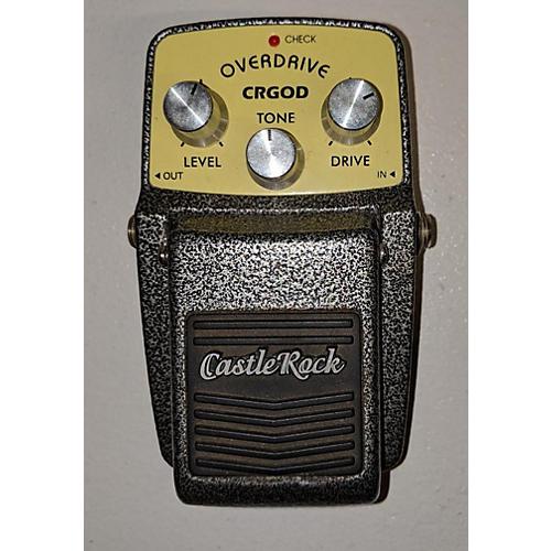 CastleRock Crgod Effect Pedal